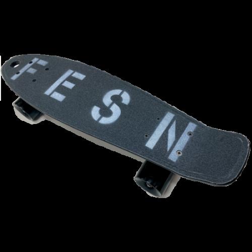FESN ステンシルグリップテープ加工