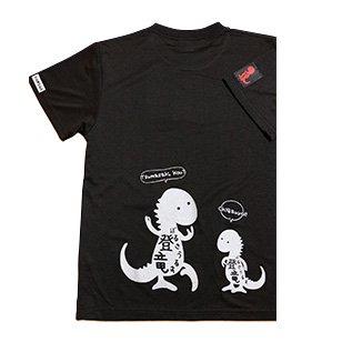 登竜親子Tシャツ (ブラック)