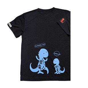 登竜親子Tシャツ (ネイビー)