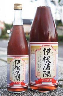 《甘口》赤米酒・伊根満開(いねまんかい)紫小町 輝・京都府 向井酒造