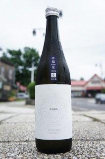 ★数量限定《普通》純米吟醸・上川大雪(かみかわたいせつ)SHIRO 彗星 生酒・北海道 上川大雪酒造