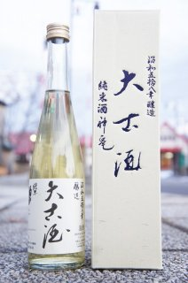 《やや甘口》純米酒・神亀(しんかめ)純米・大古酒・昭和58年醸造・埼玉県 神亀酒造