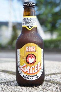 《ビール》常陸野ネストビール 常陸野ネストラガー・茨城県 木内酒造合資会社
