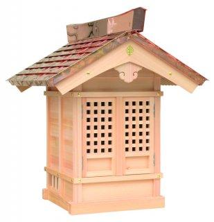 外宮 地蔵堂(木曽ひのき製)
