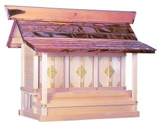外宮 三社宮(木曽ひのき製)