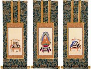 仏壇用掛軸 天台宗・豆代