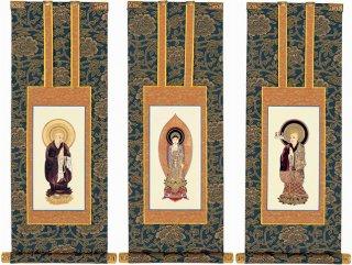 仏壇用掛軸 浄土宗・70代