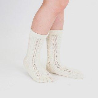 ピッピ柄五本指靴下