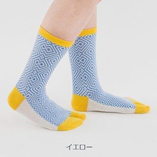ネリオ柄足袋靴下