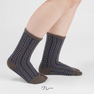 ヨキ柄足袋靴下