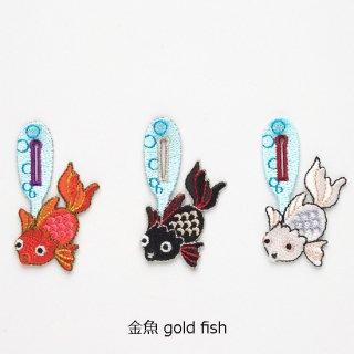 金魚 gold fish