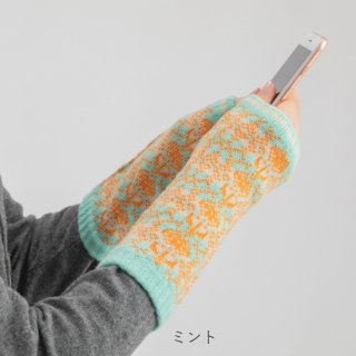 ケンタ柄アーム&レッグウォーマー