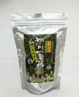 池川一番茶 み先茶【粉茶500g】コスパ最高。毎年数量限定の「粉茶」