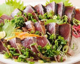 【送料込*】土佐伝統製法 完全ワラ焼き 鰹タタキ 龍馬タタキ