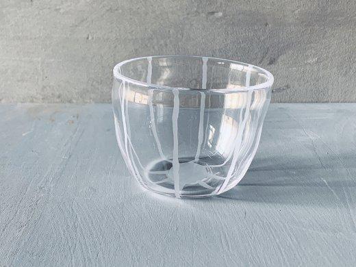 スタッキングできるカップ(太シマ)/塩谷直美