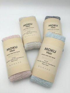 タオルのヘアバンド kontex  MOKU Hair