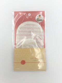 上州絹屋 ネットロウシルクミトン(シルク100%ミトン)