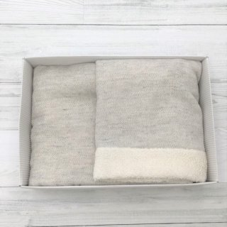 【ギフトセット】kontex クレア フード付バスタオル