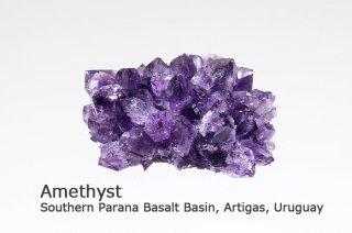 アメジスト コブ結晶 ウルグアイ産|Southern Parana Basalt Basin, Artigas, Uruguay|Amethyst|紫水晶|