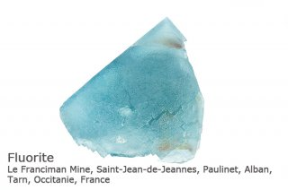 フローライト 結晶石 フランス産|Le Franciman Mine, France|蛍石|Fluorite|