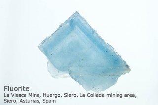 フローライト 結晶石 スペイン産|La Viesca Mine, Asturias, Spain|蛍石|Fluorite|