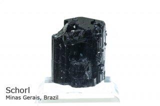 ショール 結晶石 ブラジル産|Minas Gerais, Brazil|Schorl|鉄電気石|
