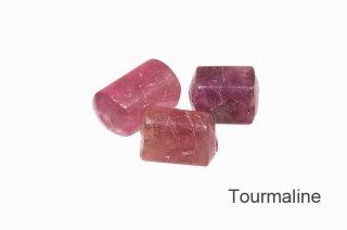 【ビーズ】ピンクトルマリン 樽型 11mm|Tourmaline|電気石|1粒販売|