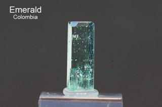 エメラルド 結晶石 コロンビア産|Muzo, Western Emerald Belt, Boyaca, Colombia|緑柱石|Emerald|2770A|