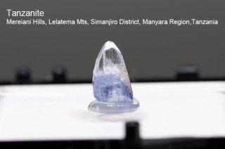 【サムネイルサイズ】タンザナイト 結晶 タンザニア産|ブルーゾイサイト|灰簾石|Merelani Hills, Lelatema Mts, Tanzania|Tanzanite|