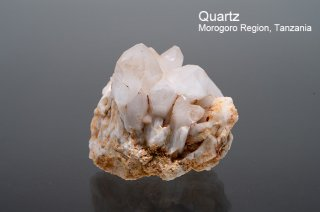 水晶 結晶 タンザニア産|Morogoro Region, Tanzania|Quarz|
