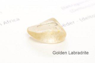 ゴールデンラブラドライト お守り石 メキシコ産|Labradrite|曹灰長石|