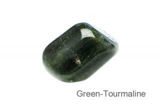 グリーントルマリン お守り石 ナイジェリア産 Tourmaline 電気石 