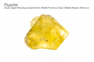 フローライト 結晶石 モロッコ産|Aouli, Upper Moulouya lead district, Midelt Province, Draa-Tafilalet Morocco|蛍石|