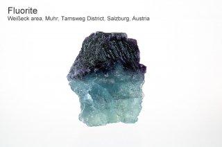 フローライト 結晶石 オーストリア産|蛍石|Fluorite|Weiseck area, Muhr, Tamsweg District, Salzburg, Austria
