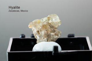 ハイアライト 結晶石 メキシコ産|Zacatecas, Mexico|Hyalite|玉滴石|