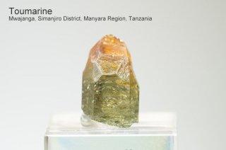 トルマリン 結晶 タンザニア産|電気石|Mwajanga, Simanjiro District, Manyara Region, Tanzania|Tourmaline|