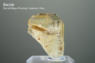 バライト 結晶 ペルー産 Dos de Mayo Province, Huanuco, Peru Baryte 重晶石 