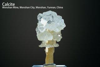 カルサイト 結晶 チャイナ|方解石|Calcite|Wenshan Mine, Wenshan City, Wenshan, Yunnan, China