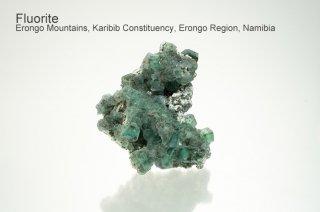 フローライト 結晶石 ナミビア産|エロンゴ産|Erongo Mountains, Karibib Constituency, Erongo Region, Namibia|Fluorite|蛍石|
