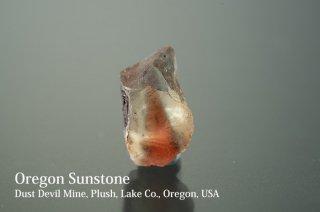 オレゴンサンストーン 結晶 オレゴン産 Plush, Lake Co., Oregon, USA Oregon Sunstone 