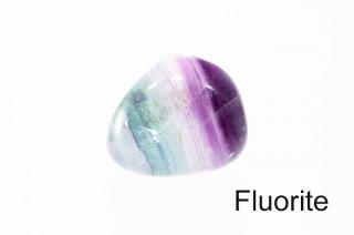 【お守り石】フローライト お守り石 蛍石 Fluorite 