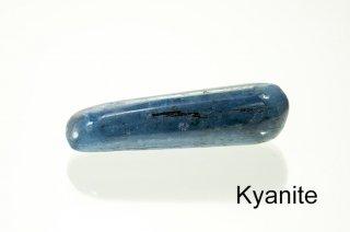 【お守り石】カイヤナイト お守り石|ブラジル産|Kyanite|藍晶石|