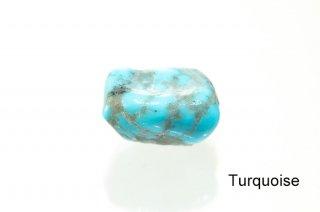 【お守り石】ターコイズ お守り石 アメリカ産|Sleeping beauty|Turquoise|