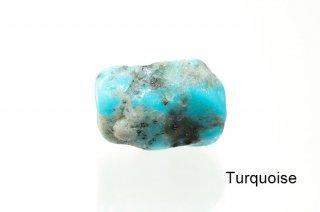 【お守り石】ターコイズ お守り石 アメリカ産 Sleeping beauty Turquoise 
