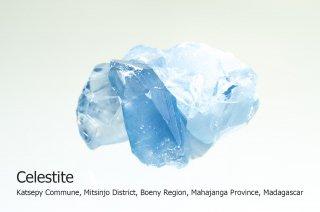 セレスタイト 結晶石 マダガスカル産|天青石|Madagascar|Celestite|