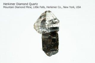 ハーキマーダイヤモンドクォーツ 結晶石 ニューヨーク産|Diamonds Mountain, New York, USA|Herkimer Diamond|水晶