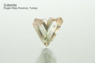 ダイアスポア (ズルタナイト) 結晶 トルコ産|Zultanite|Diaspore|ダイアスポア石|Mugla Milas Province, Turkey|