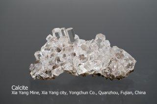 カルサイト 結晶 チャイナ産 Xia Yang Mine, Xia Yang city, Yongchun Co., Quanzhou, Fujian, China 注意事項あり