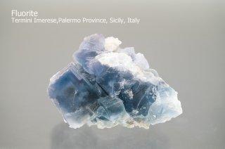 【シチリア産】フローライト 結晶 シチリア イタリア産|Termini Imerese,Palermo Province, Sicily, Italy|Fluorite|蛍石|