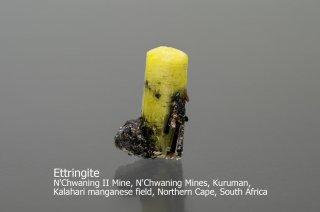 エトリンガイト 結晶 南アフリカ産 N'Chwaning II Mine, N'Chwaning Mines, South Africa Ettringite エトリング石 